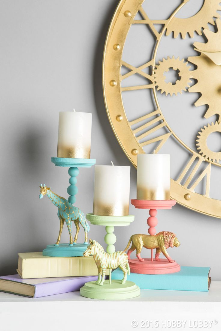 Hobby Lobby Geometric Vase Of Turn Animal Figures Into A Houseful Of Unexpectedly Delightful Decor Throughout Turn Animal Figures Into A Houseful Of Unexpectedly Delightful Decor