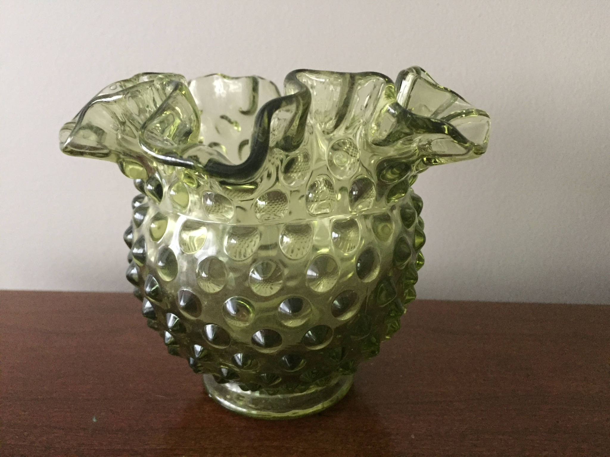 23 Best Hobnail Vase Pink 2021 free download hobnail vase pink of vintage fenton hobnail vase ruffle top green glassware etsy throughout dc29fc294c28ezoom