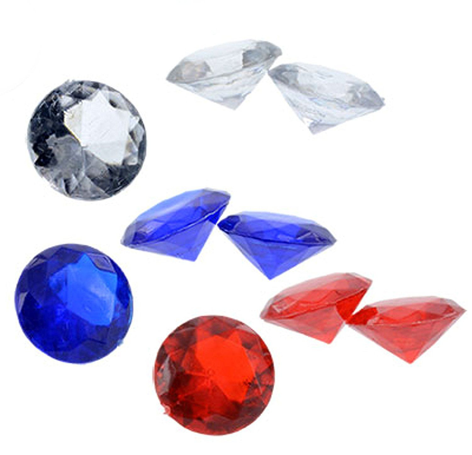 home decor vase fillers of patriotic acrylic gems for vase fillers table scatter decoration within patriotic acrylic gems for vase fillers table scatter decoration 180 count red clear blue find out more about the great product at the image link