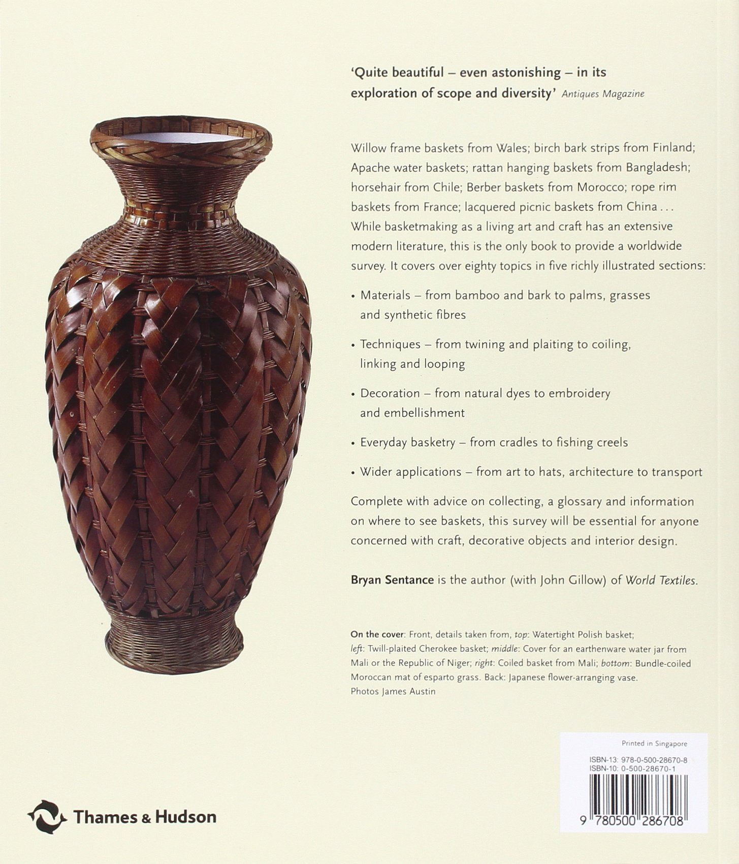 horsehair wedding vase of basketry a world guide to traditional techniques bryan sentance for basketry a world guide to traditional techniques bryan sentance 8601417670972 amazon com books