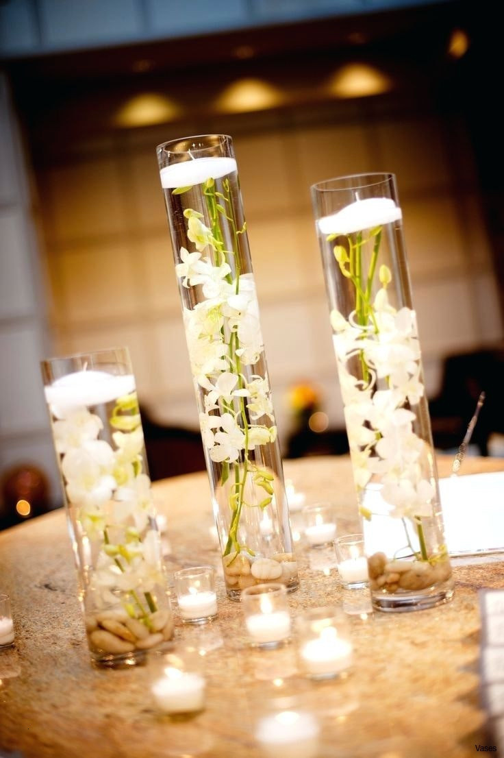 20 attractive Hurricane Vase Centerpiece Ideas