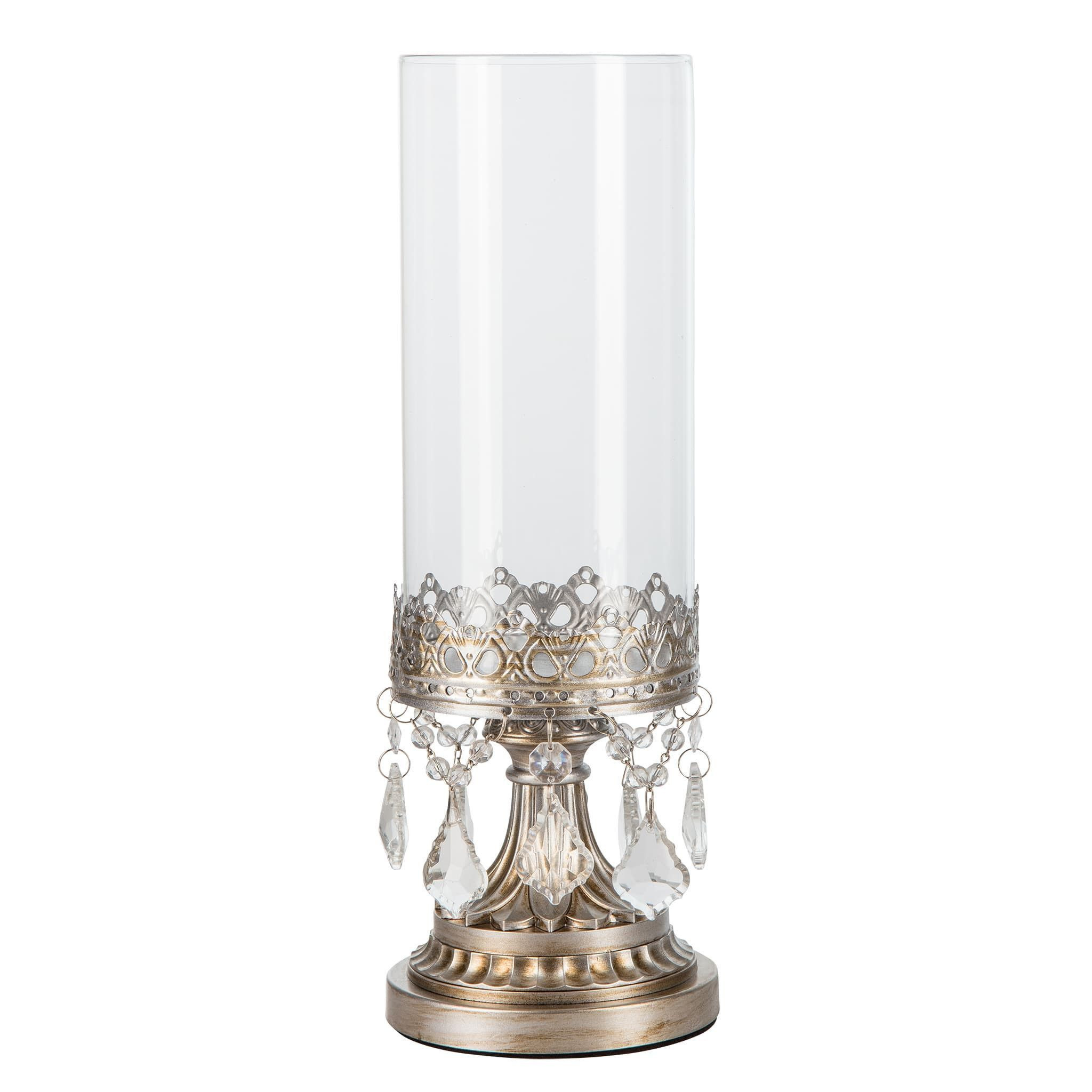 hurricane vase with pillar candle of 27 pretty wedding candle holder photograph great wedding with crystal draped 12 75 hurricane candle holder silver