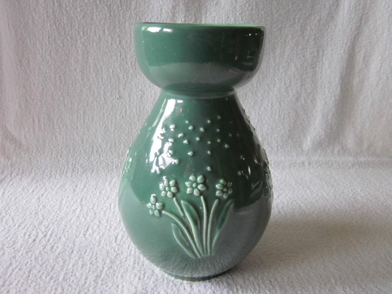 hyacinth forcing vase of green ceramic hyacinth bulb forcing starter vase 1753527573 regarding 1 9f6e314d7a76f8cbf9caa0fe2deacb94