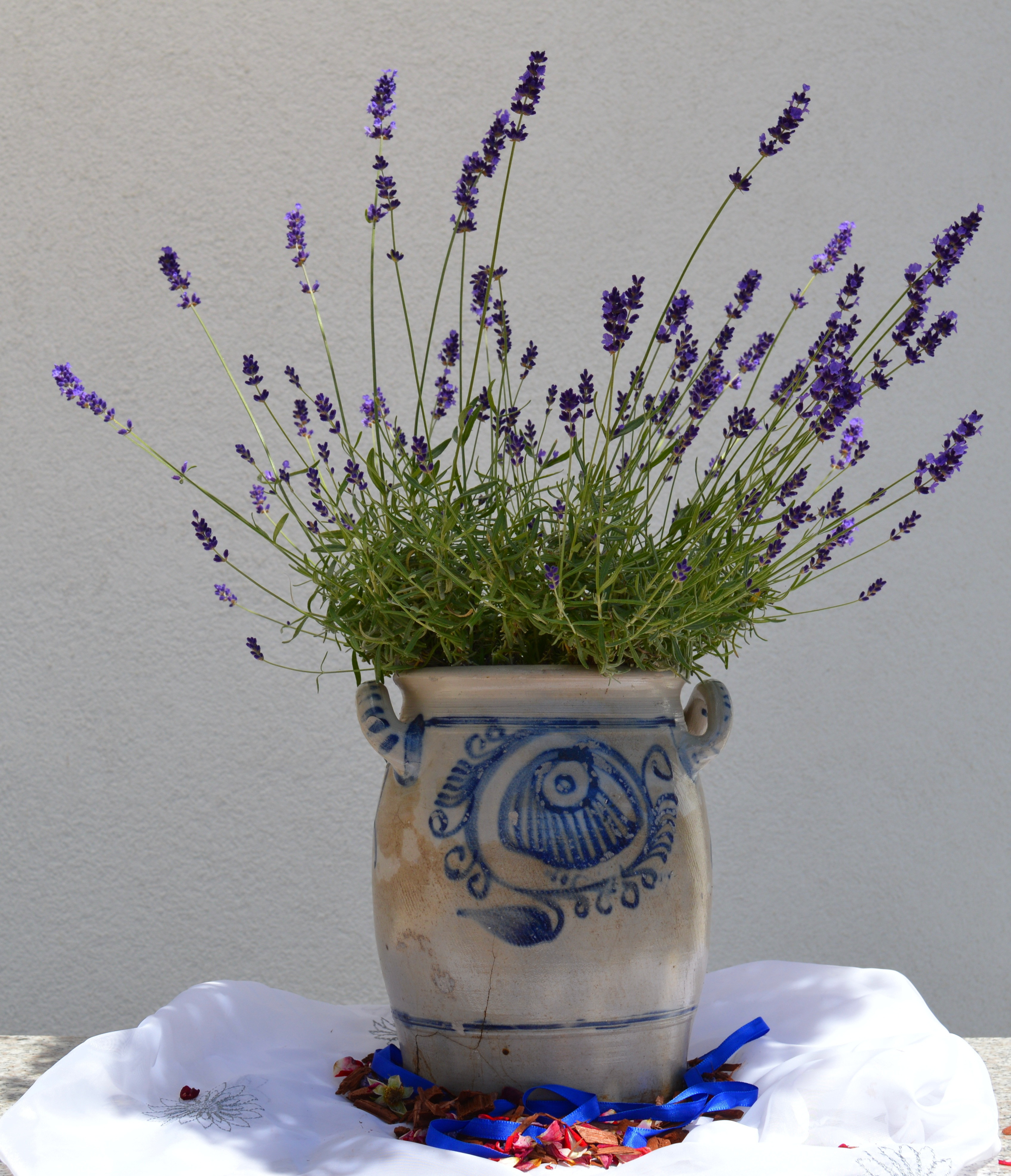 Ikebana Vase Pottery Of Free Images Plant Purple Pot Ceramic Blue Lavender Weathered for Plant Flower Purple Pot Ceramic Blue Lavender Weathered Grey Art Painted Earthenware Floristry Flower Bouquet Ikebana