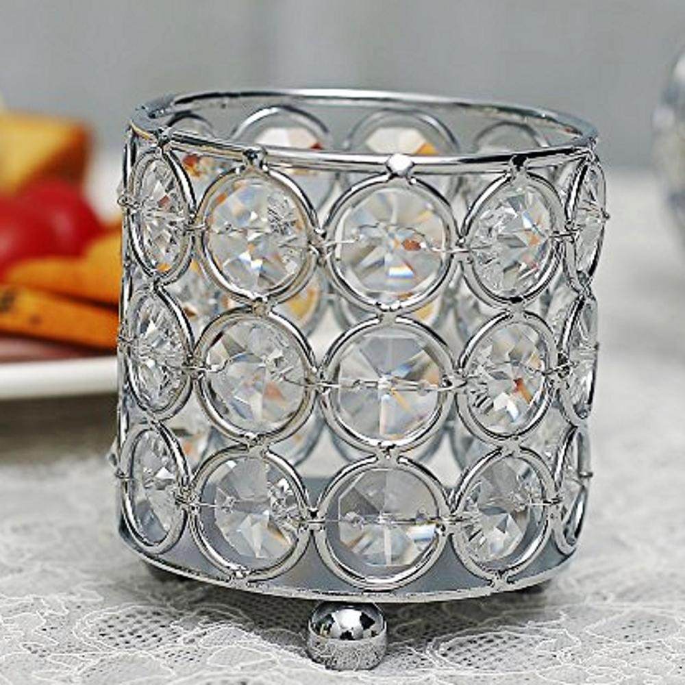 irish crystal vase of 2018 vincigant crystal cylinder vases candle holders for home with elegant unique designbeautifully fashioned in trendy lofty cylinder shape this bedazzling beaded crystal vase features rows and rows of glinting beaded