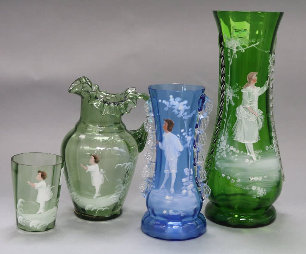 Isle Of Wight Glass Vase Of Gorringes Weekly Sale Monday 13th August 2018 Fine Art and Regarding 15 1