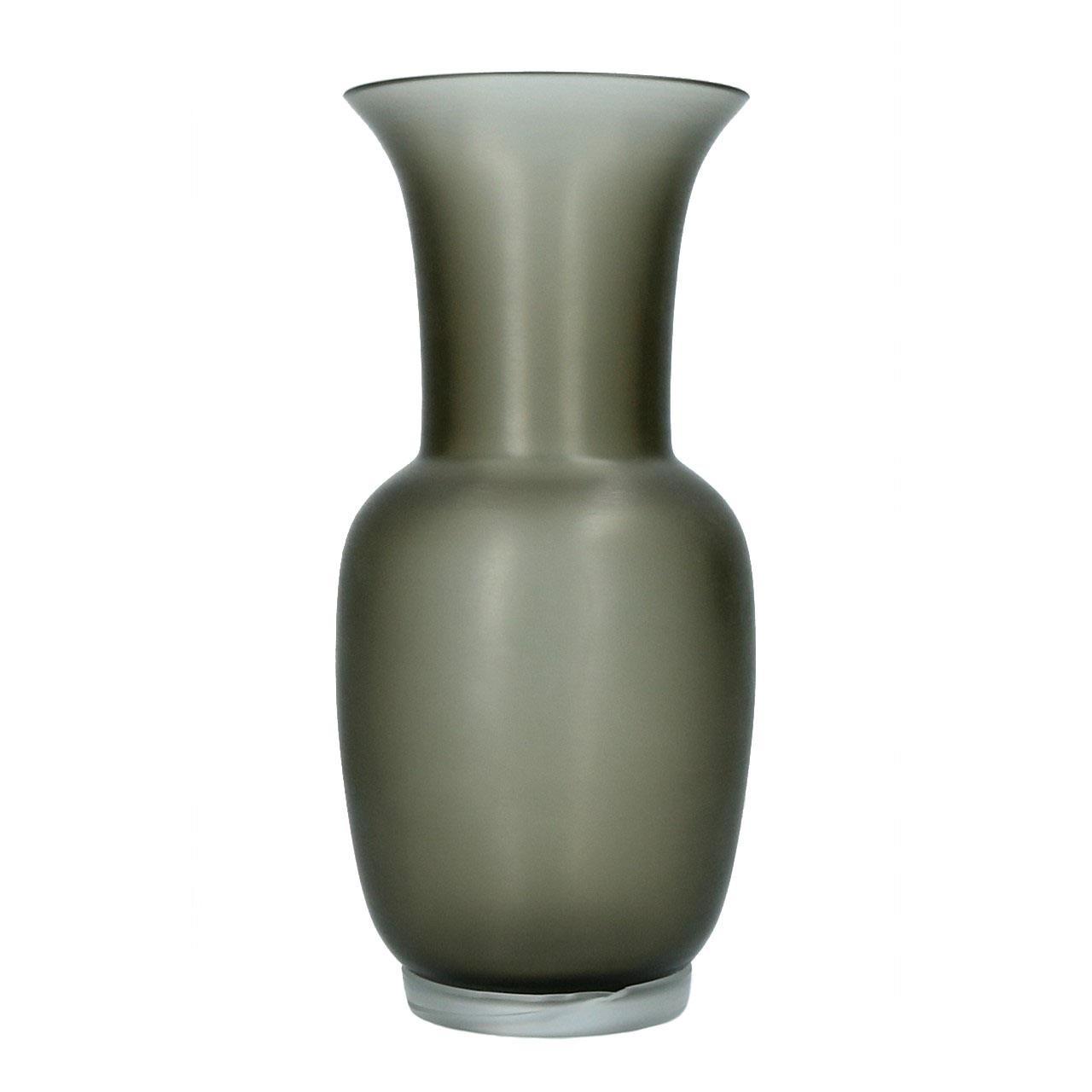 italian pottery vase of venini opalino vase 30 cm grey crystal satin franzen dac2bcsseldorf throughout venini opalino vase 30 cm grey crystal satin franzen dac2bcsseldorf onlineshop