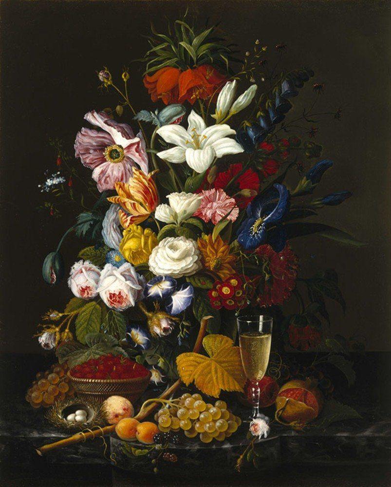 jan davidsz de heem vase of flowers of jan davidsz de heem dutch 1606 1684 vase of flowers c in severin roesen 1815 1872 100x803
