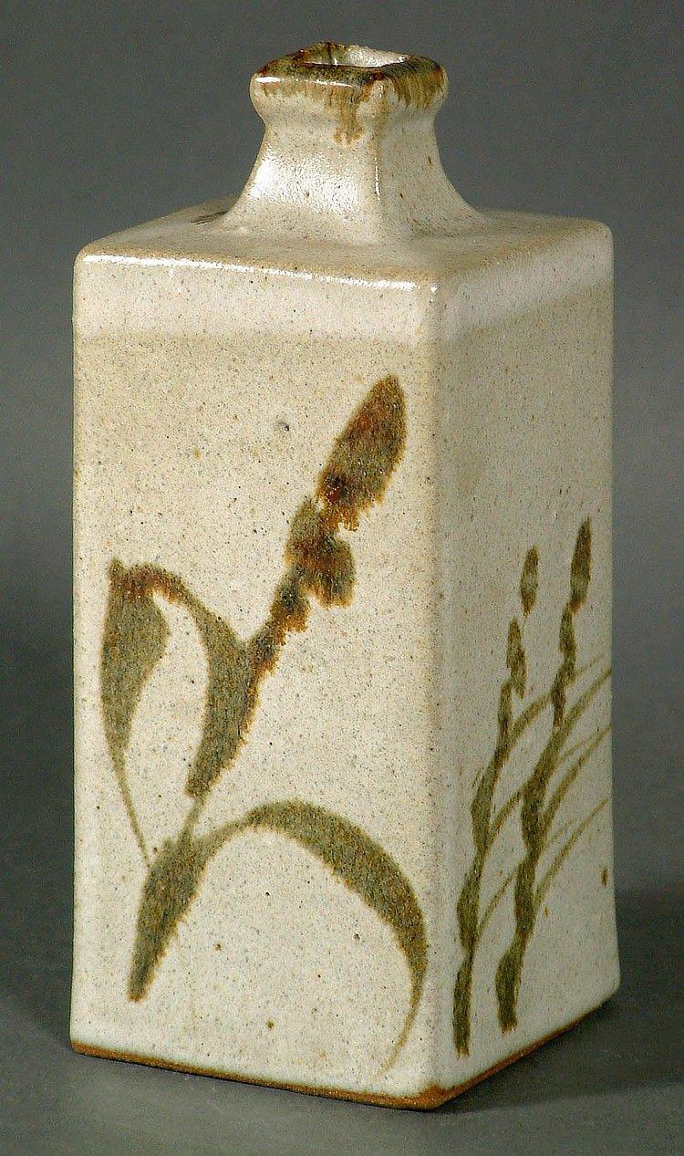 japanese ceramic vase of vase japan shoji hamada 20 jh zugeschrieben potter shoji inside vase japan shoji hamada 20 jh zugeschrieben