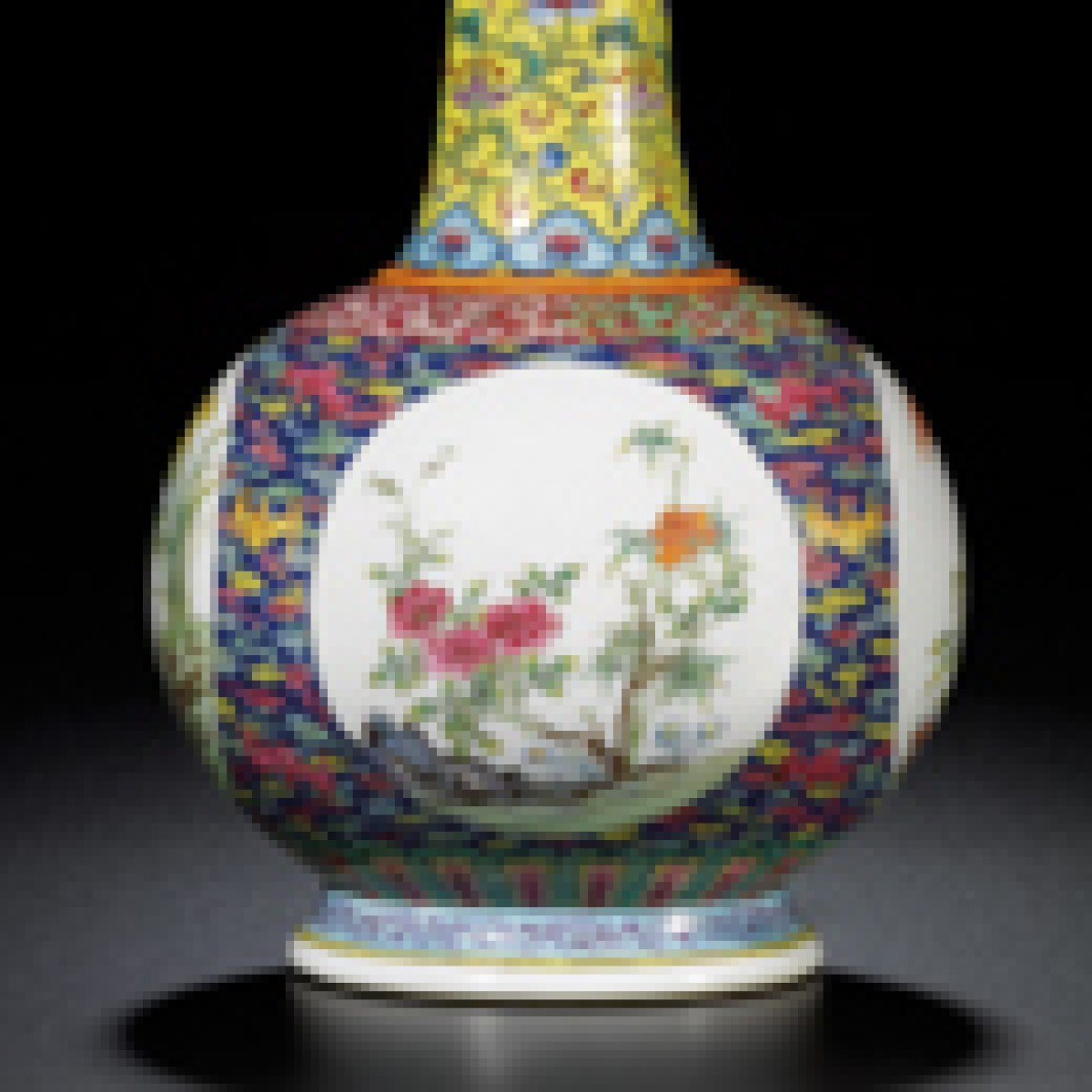japanese vase appraisal of chinese art auctions chinese paintings ceramics porcelain for 90