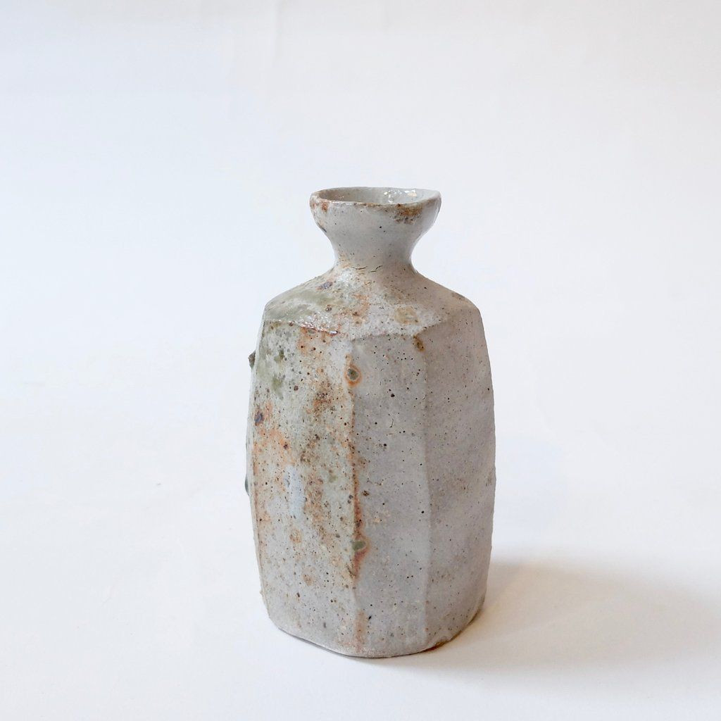 Japanese Vases for Sale Of Akiko Hirai Sake Bottle ash White Ceramics and Glass Pinterest within Akiko Hirai Sake Bottle ash White