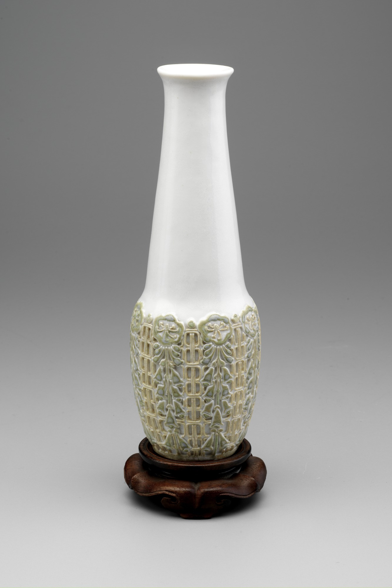 jonathan adler gala vase of vase detroit institute of arts museum regarding adelaide alsop robineau vase 1914 porcelain with teak base detroit institute of