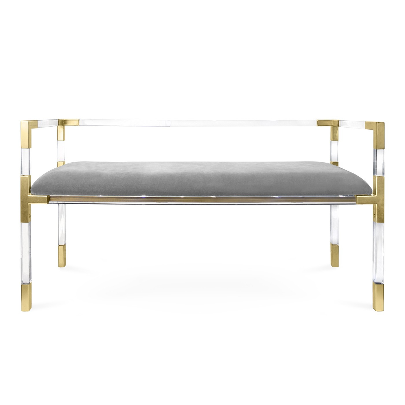 jonathan adler lucite vase of jonathan adler jacques bench within jonathan adler jacques bench m