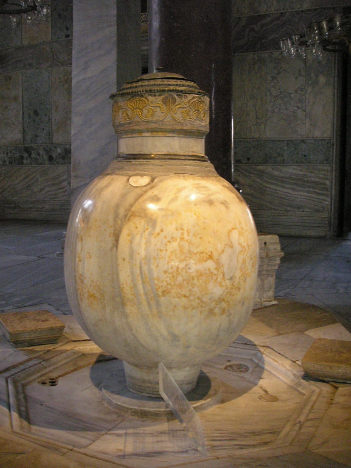 kaiser germany vase of hagia sophia within sophia 2007 001
