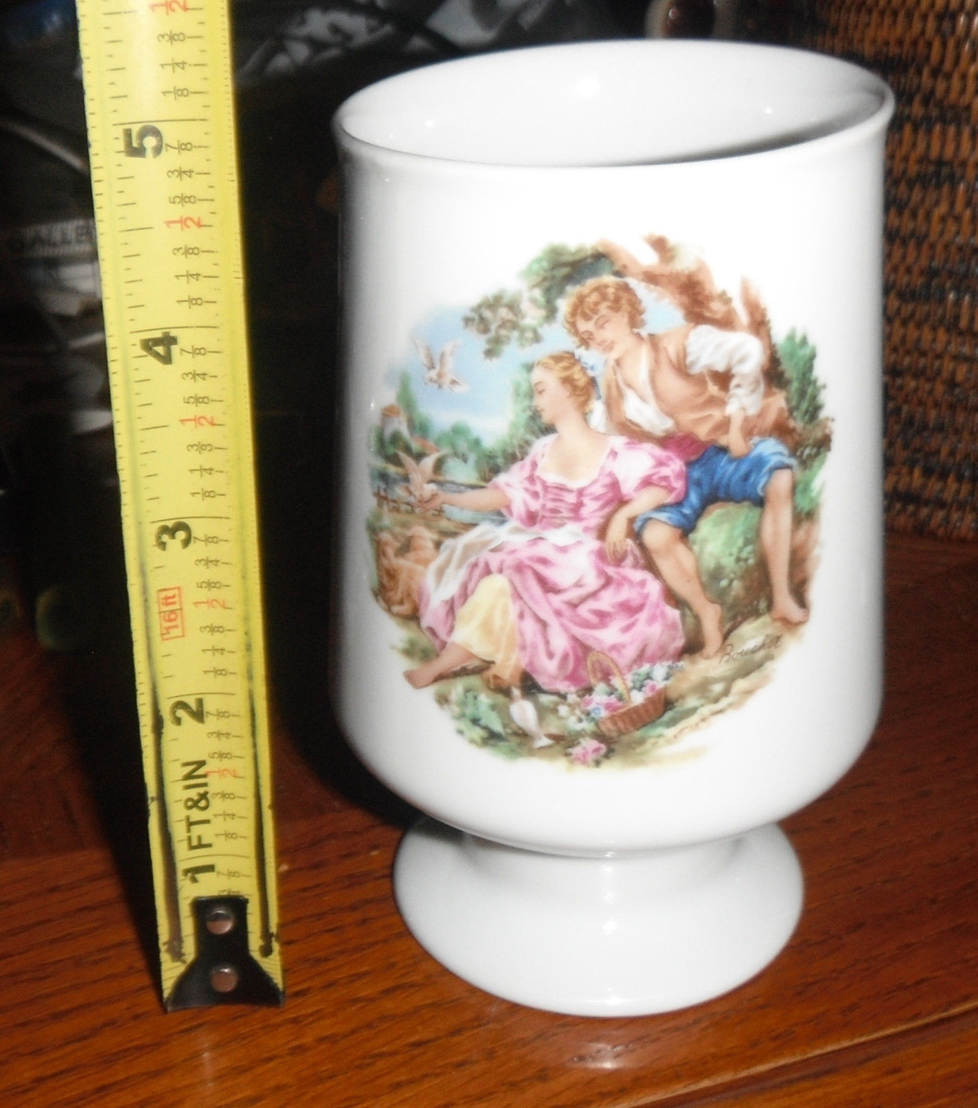 kaiser vase west germany of kaiser w germany small porcelain vase 9 99 picclick within kaiser w germany small porcelain vase 1 of 6only 1 available