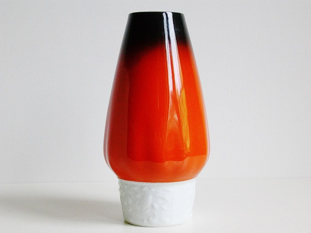kaiser vase west germany of mid century bareuther waldsassen bavaria 100 jahre 100 years for mid century bareuther waldsassen bavaria 100 jahre porcelain vase west germany
