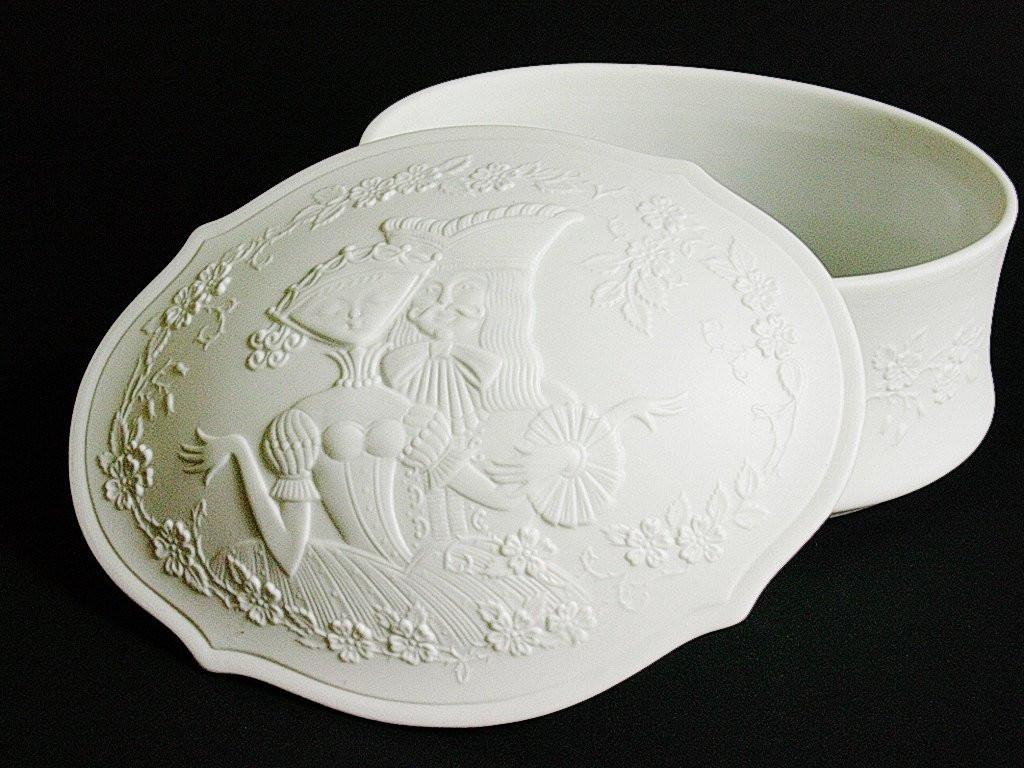 "kaiser vase west germany of vintage alboth kaiser ak kaiser bisquit bisque porcelain etsy within dŸ""Žzoom"