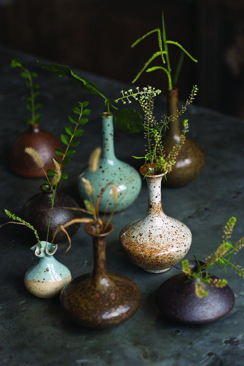kate spade bud vase of set of 8 porcelain bud vases design by regina andrew burke decor with regard to set of 8 porcelain bud vases design by regina andrew