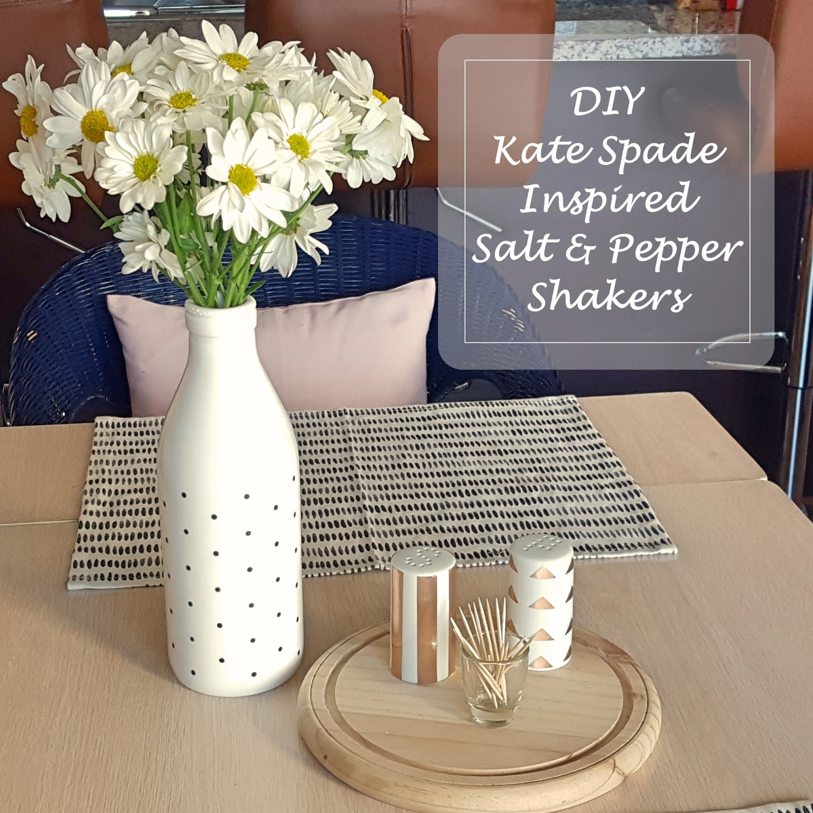 kate spade flower vase of the sloppy perfectionist inside two years later and diy kate spade inspired salt and pepper shakers