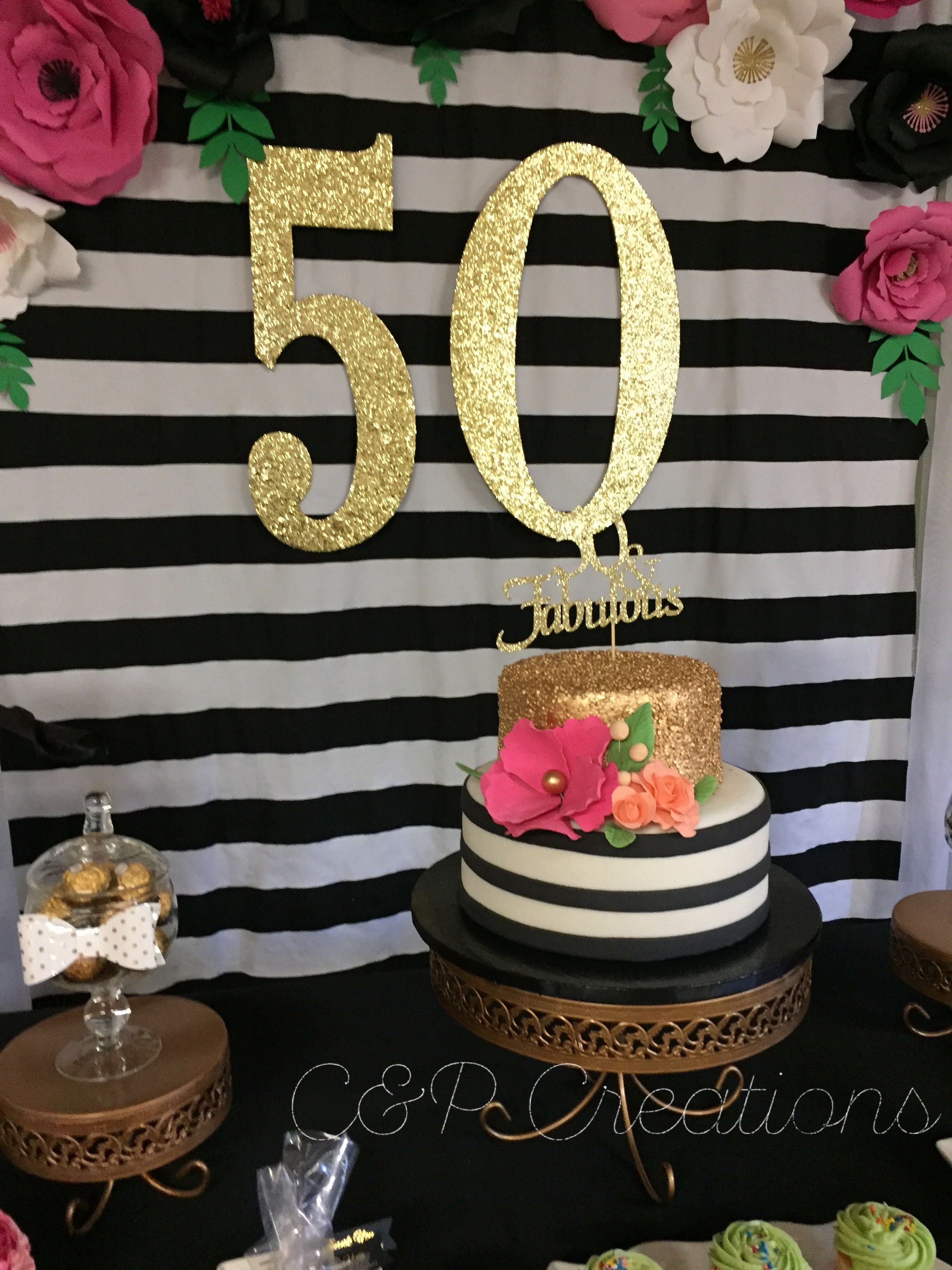 kate spade pearl place vase of kate spade inspired 50th birthday party cp creations parties within kate spade inspired 50th birthday party