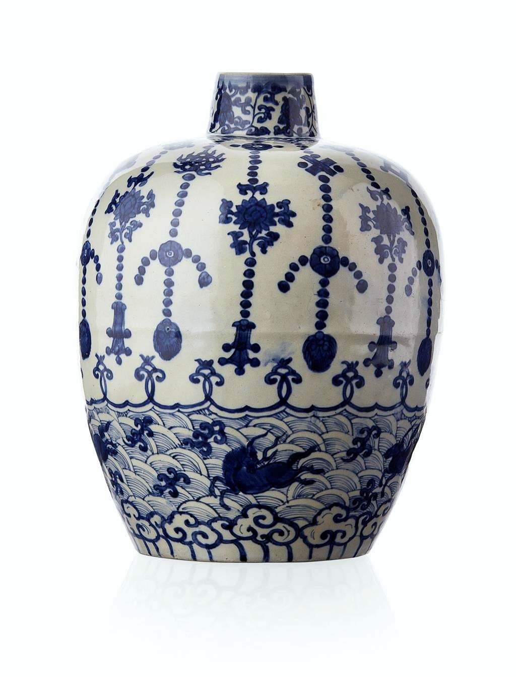 korean celadon vase of hong kong journalists private art collection is up for auction at regarding rare blue and white jar jiajing mark and of the period