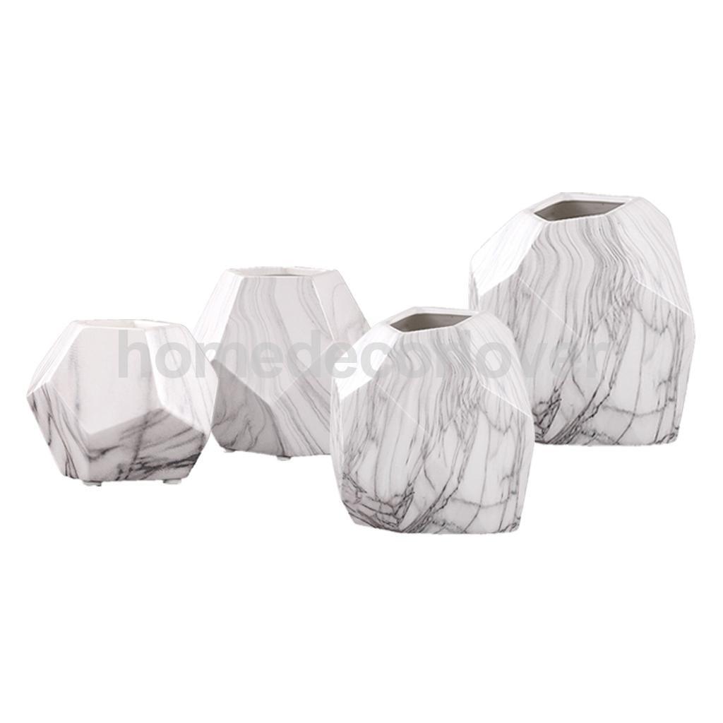 korean vases for sale of modern ceramic geometric marbling vase flower arrangement vase with regard to modern ceramic geometric marbling vase flower arrangement vase planter pot home table c