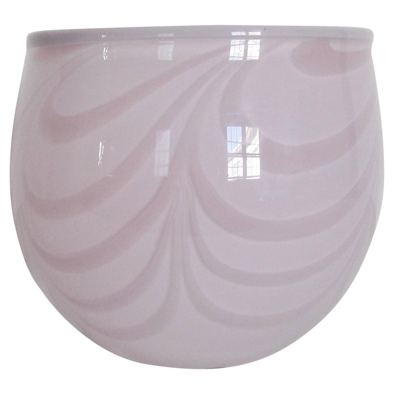 kosta boda purple vase of swedish glass vase by designer kjell engman for sale at 1stdibs inside 3415182 z