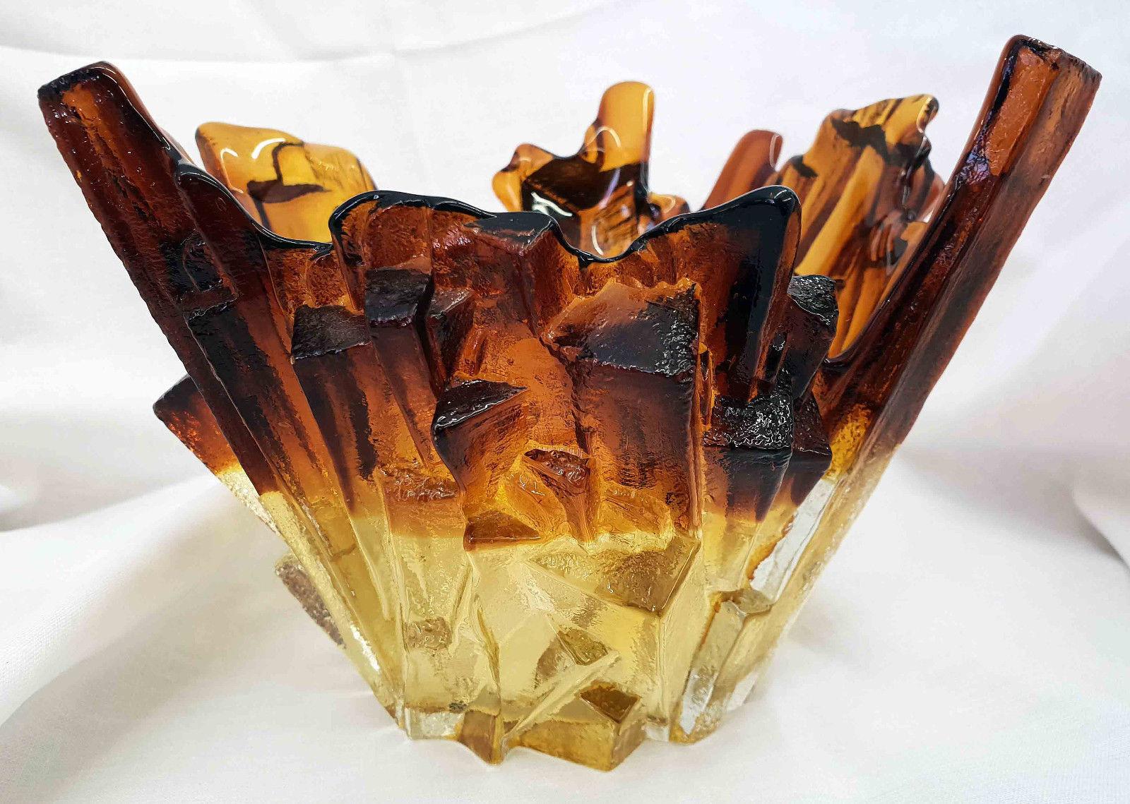 kosta boda vase orange of vase pertti santalahti humppila glaswerk finnland eur 12900 regarding 1 von 1 siehe mehr
