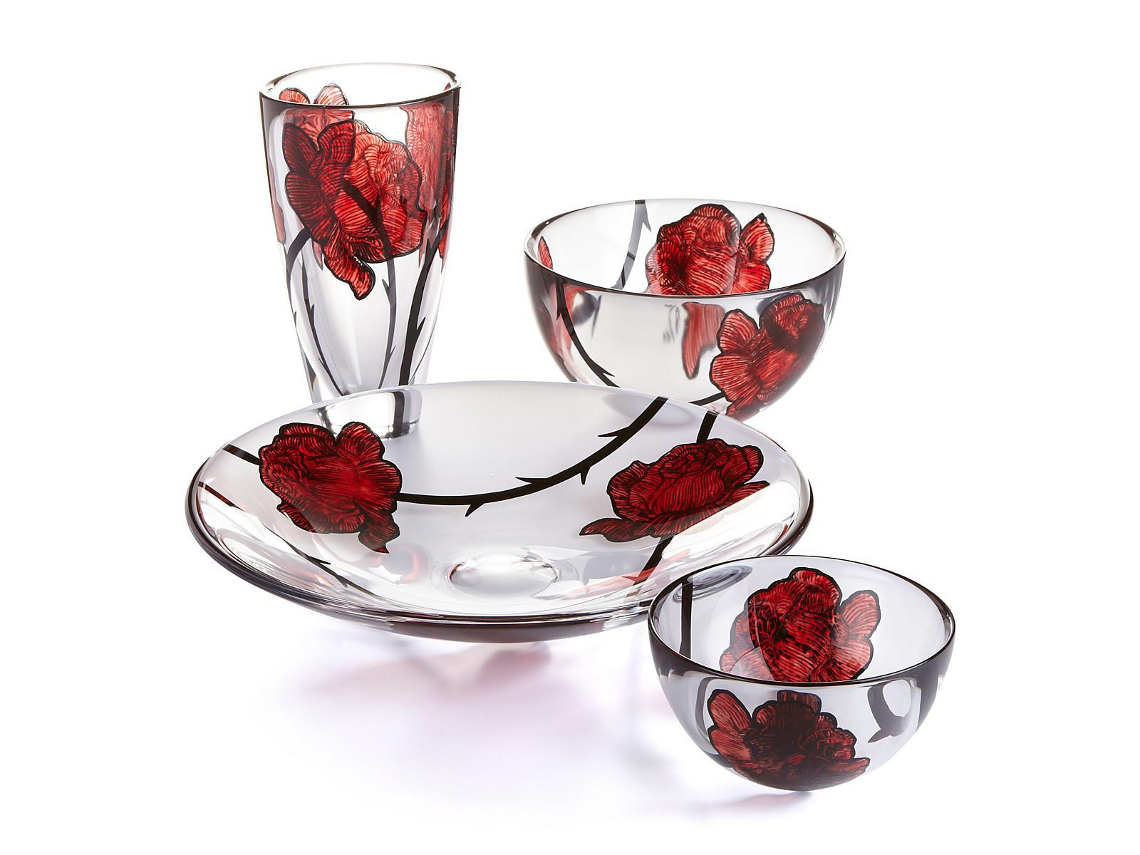 kosta boda vases australia of rose tattoo bowls kosta boda ahalife intended for rose tattoo bowls large3