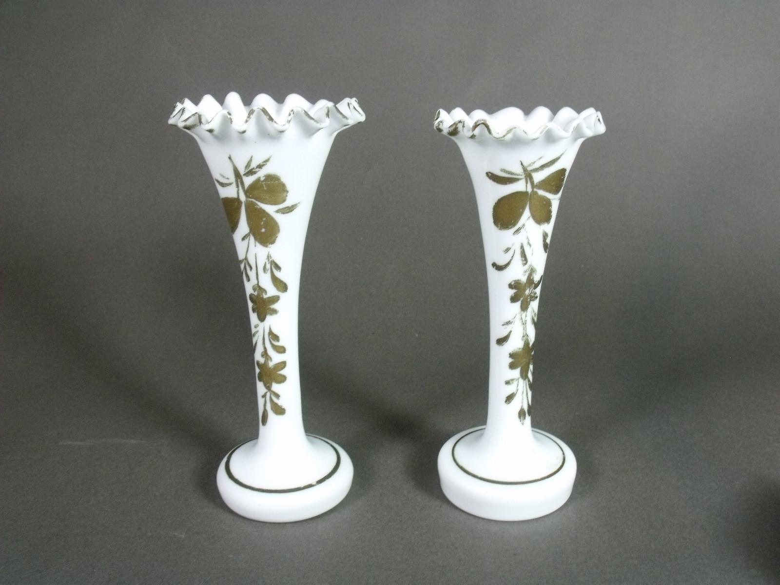 Kralik Glass Vase Of Para Szklanych Flakonika³w Stare Rwane Szka'o 7511413836 Allegro Pl Intended for Para Szklanych Flakonika³w Stare Rwane Szka'o 7511413836 Allegro Pl Wia™cej Nia¼ Aukcje