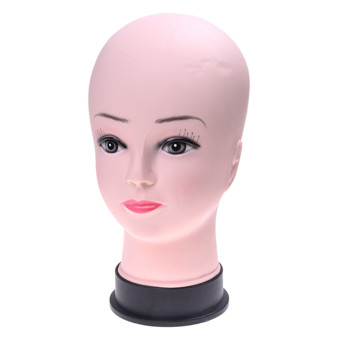 lady head vases of bald mannequin head with clamp female mannequin head for wigs making with bald mannequin head with clamp female mannequin head for wigs making hats display cosmetology manikin head