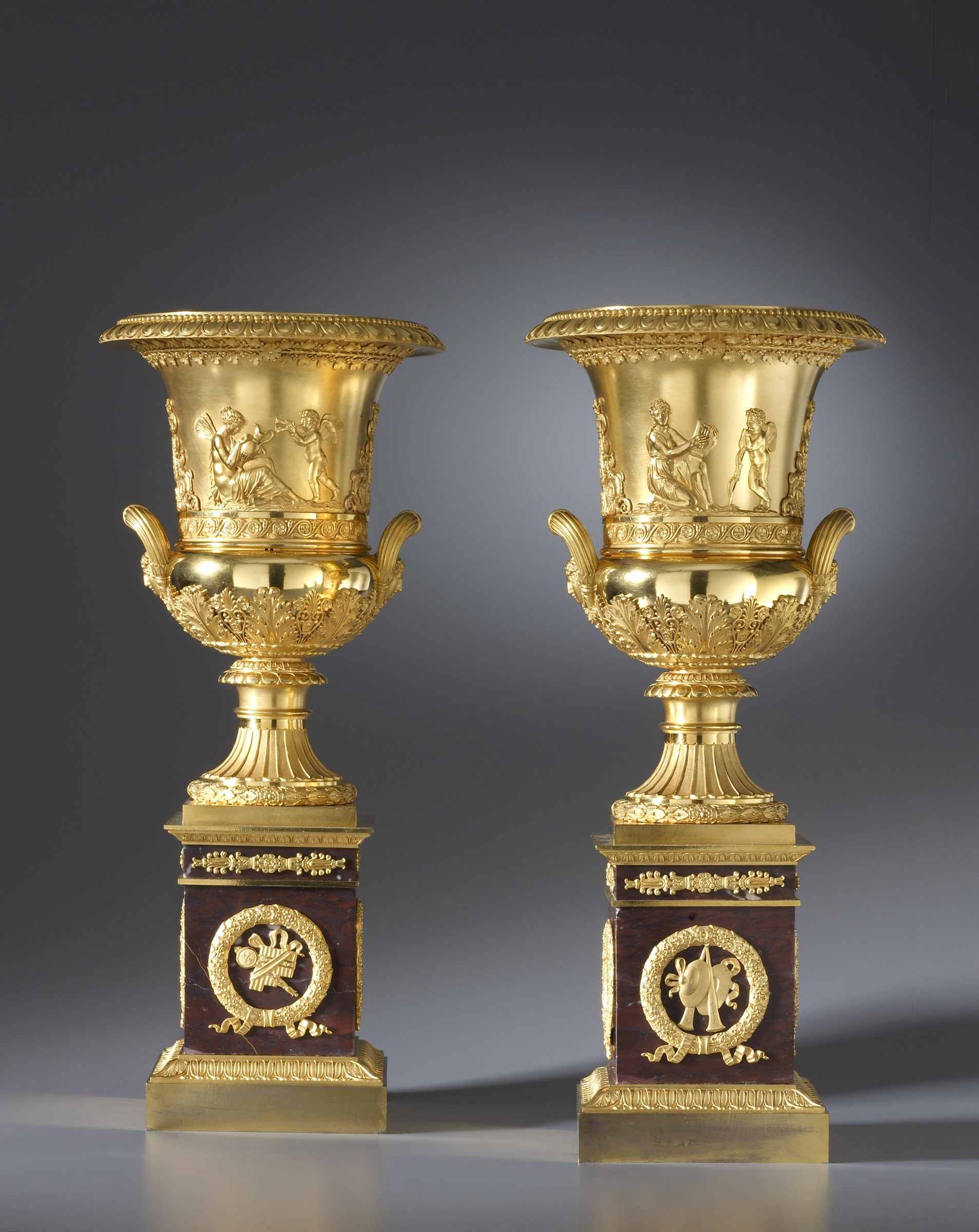 lady head vases of pierre philippe thomire a pair of empire vases by pierre philippe within a pair of empire vases by pierre philippe thomire