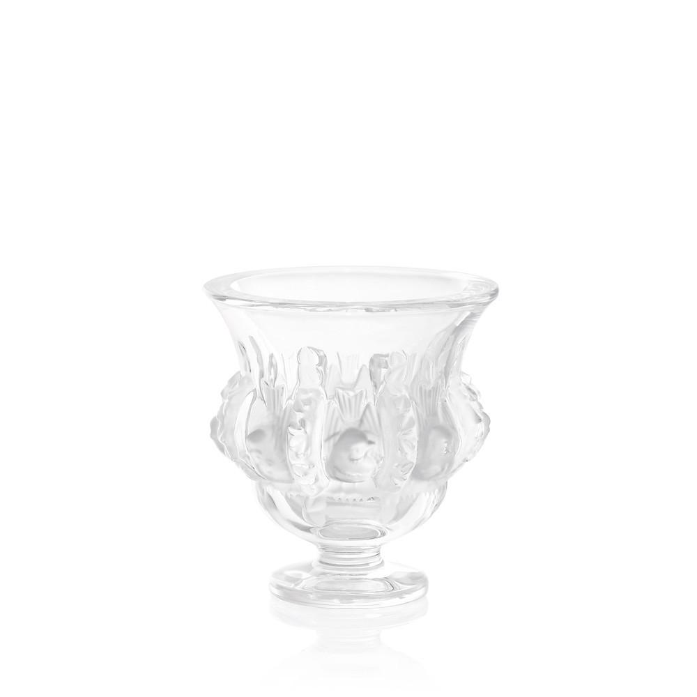 lalique bacchantes extra large vase of dampierre vase clear crystal vase lalique lalique within dampierre vase clear crystal vase lalique