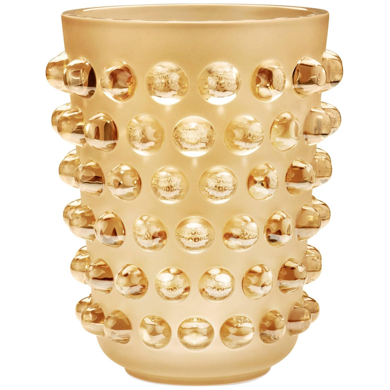 lalique bacchantes vase large of rena lalique vases and vessels 176 for sale at 1stdibs inside lalique mossi grand vase gold luster crystal