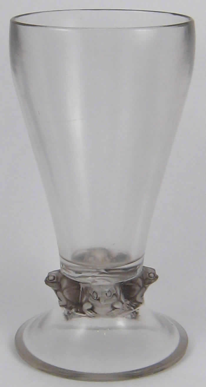 lalique dampierre vase of rene lalique glasses rlalique com pertaining to rene lalique les quatre grenouilles glass