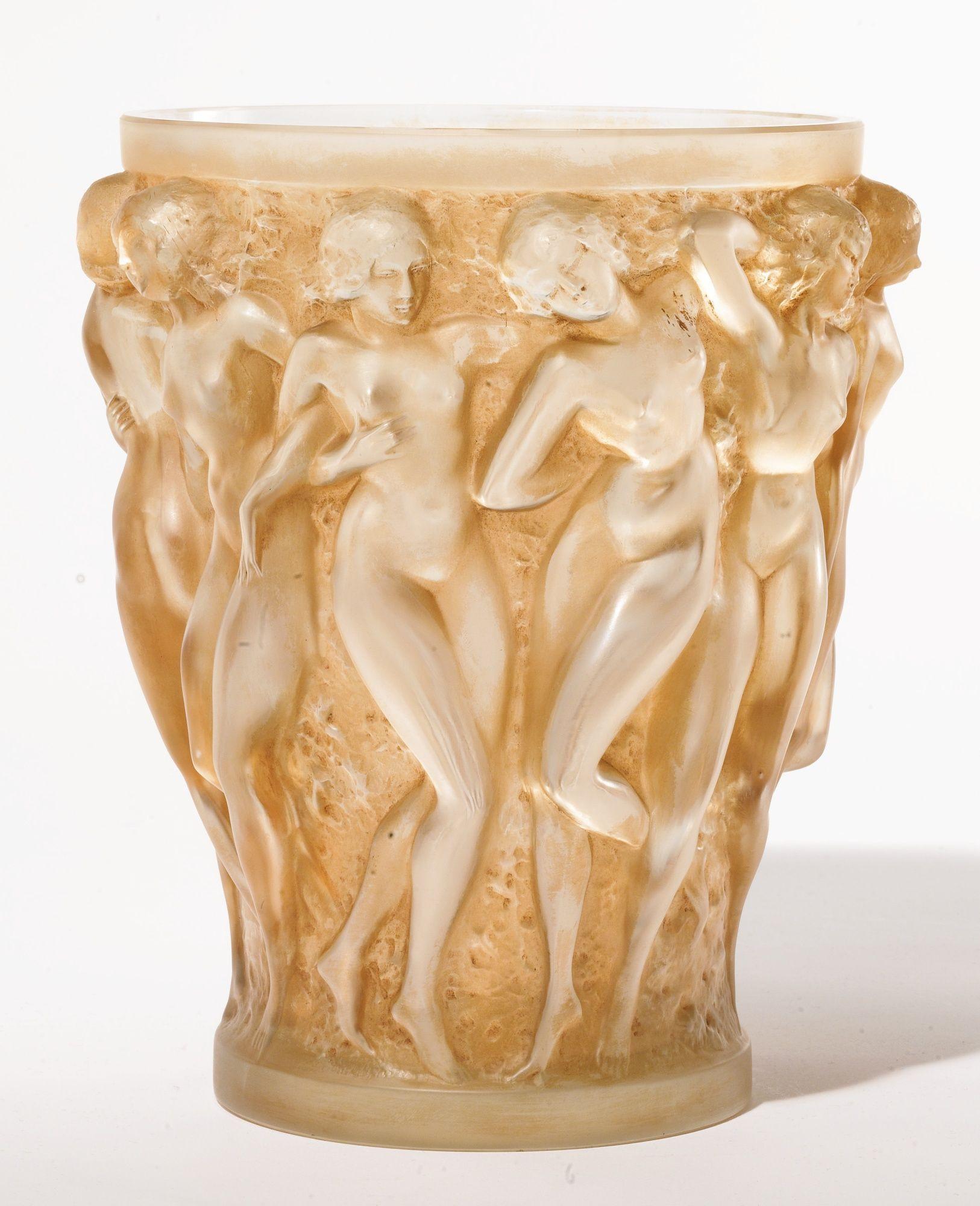 lalique glass vase of 0997 rena lalique bacchantes vase marcilhac no 997 engraved r throughout 0997 rena lalique bacchantes vase marcilhac no 997 engraved r lalique