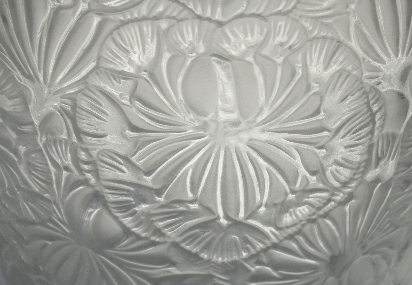 lalique vase with flowers of lalique french art glass angelique vase clear gold guilding glass within lalique french art glass angelique vase clear gold guilding glass limited ed