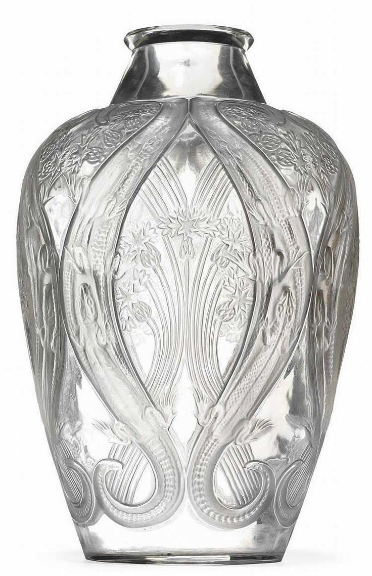 lalique vases images of 280 best art glass images on pinterest art nouveau glass vase and pertaining to lalique vase art glass