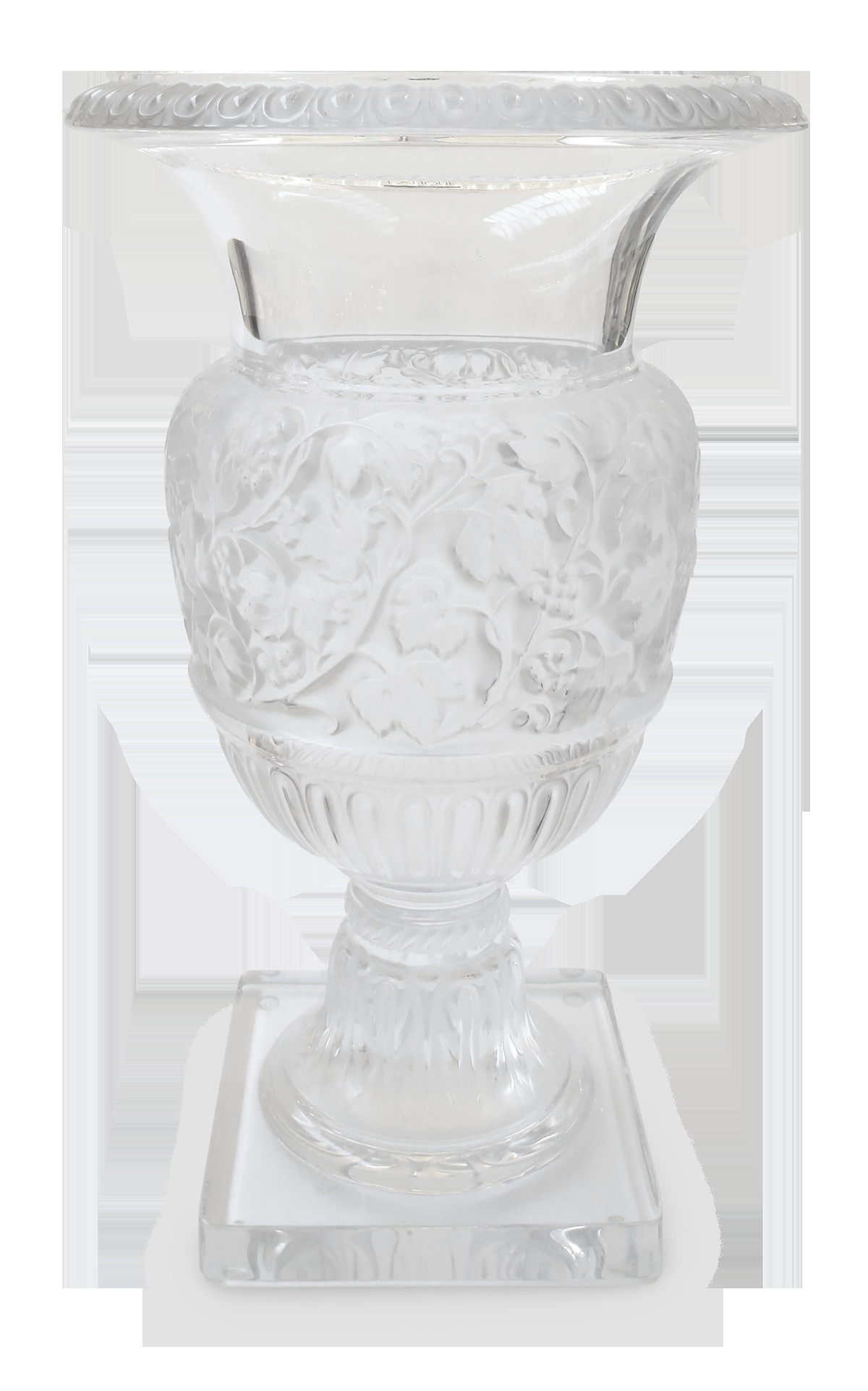 lalique versailles vase of lalique versaille vase thomas goode sale pertaining to lalique versaille vase