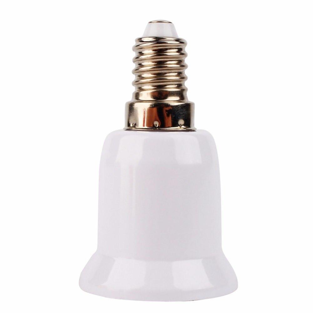 lamp vase cap of 5pcs e14 to e 27 base socket mutual conversion lamp holders light pertaining to 5pcs e14 to e 27 base socket mutual conversion lamp holders light converter adapter lampholders for led corn bulb in lamp bases from lights lighting on