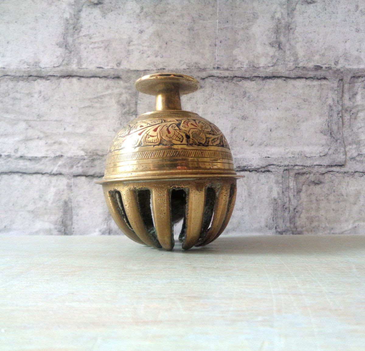 16 Spectacular Large Brass Vase