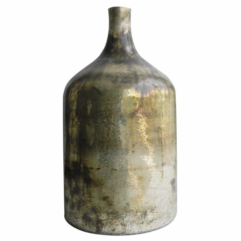large clear vase of benzara large vintage bottle vase multi color vintage bottles regarding benzara large vintage bottle vase multi color glass