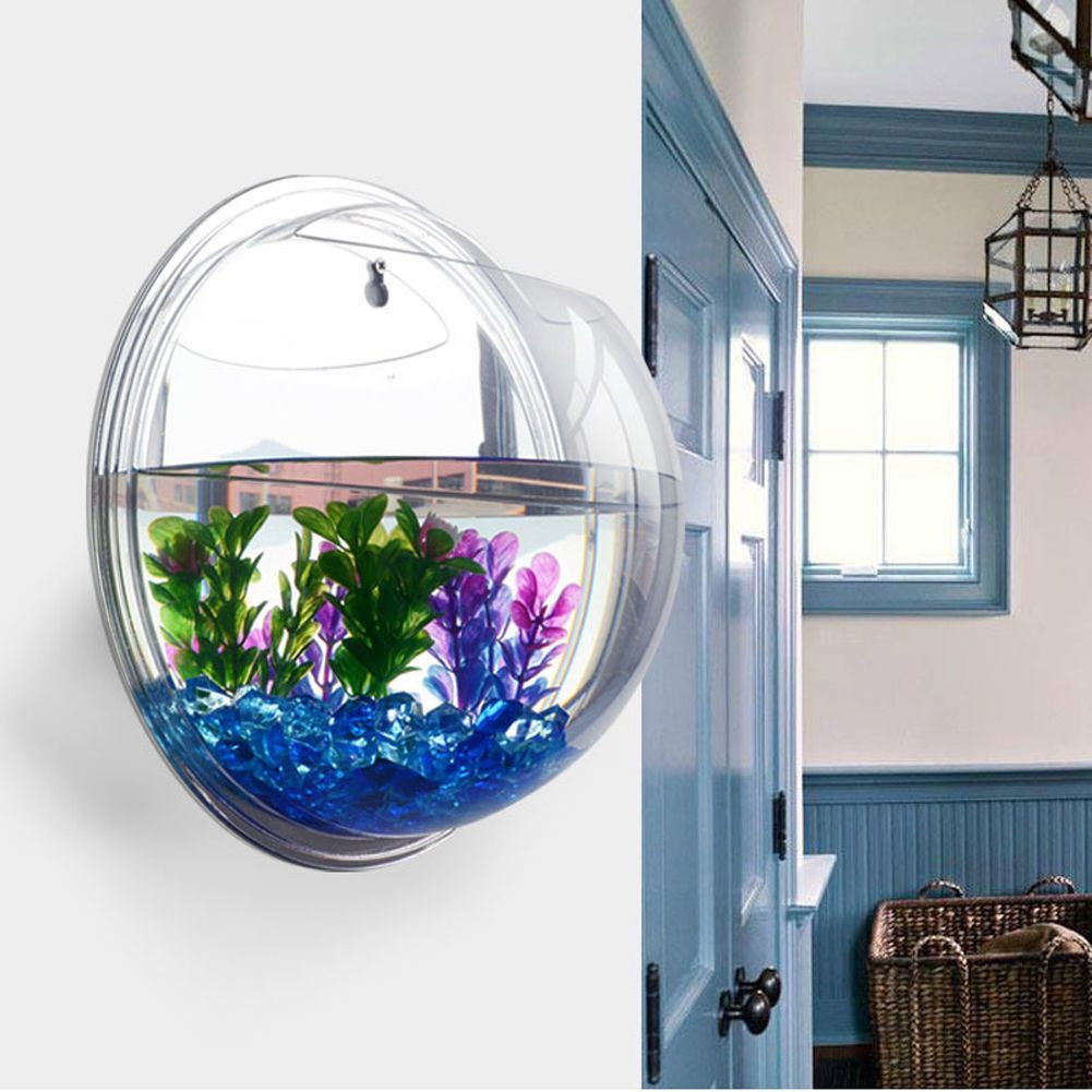large fish bowl vases wholesale of plant wall hanging bubble aquarium bowl fish tank aquarium home with plant wall hanging bubble aquarium bowl fish tank aquarium home decoration tz2