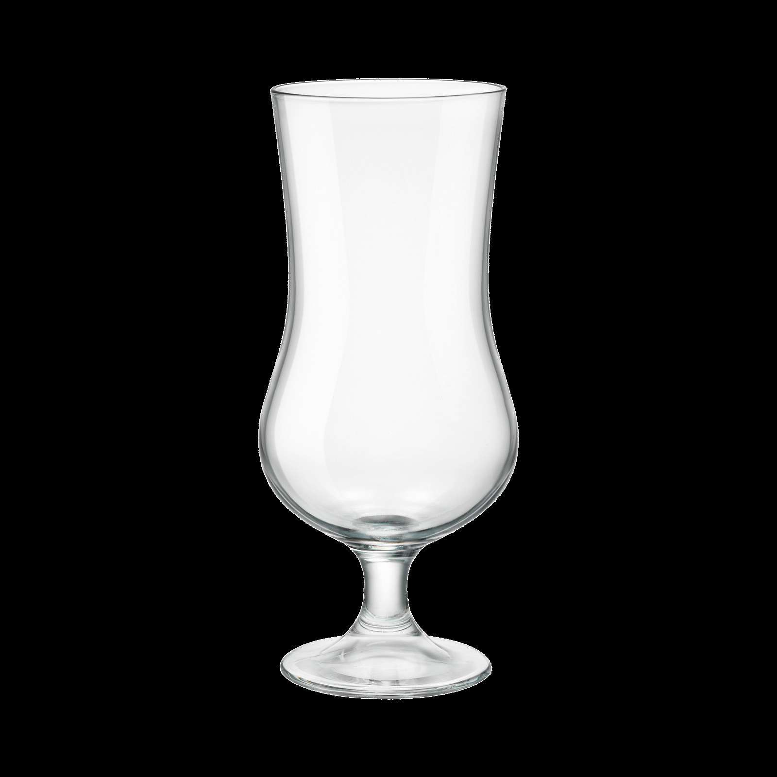 Large Footed Crystal Vase Of Archivi Products Bormioli Rocco In Large Beer Glass