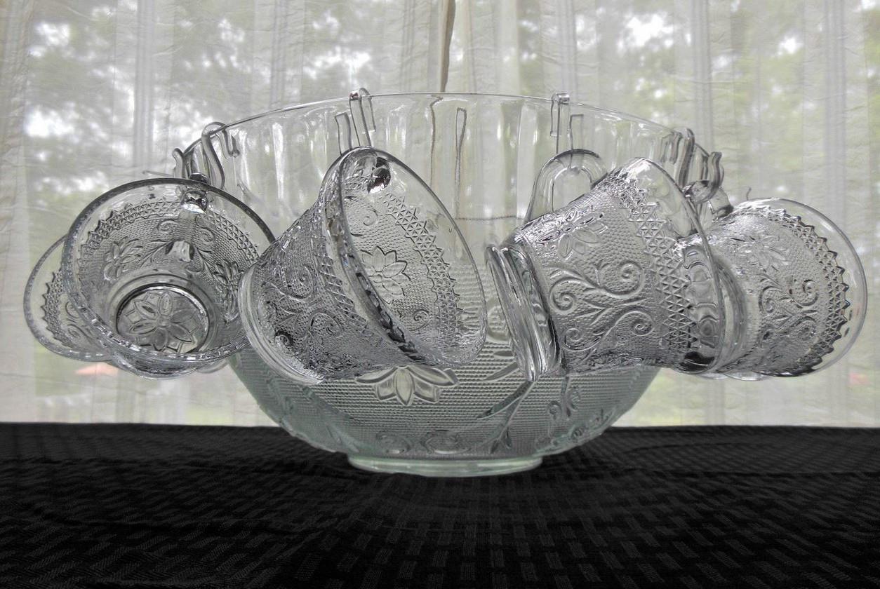Large Glass Goblet Vase Of Depression Glass the Official Depression Glass Website Regarding Menu Depression Glass Homepage