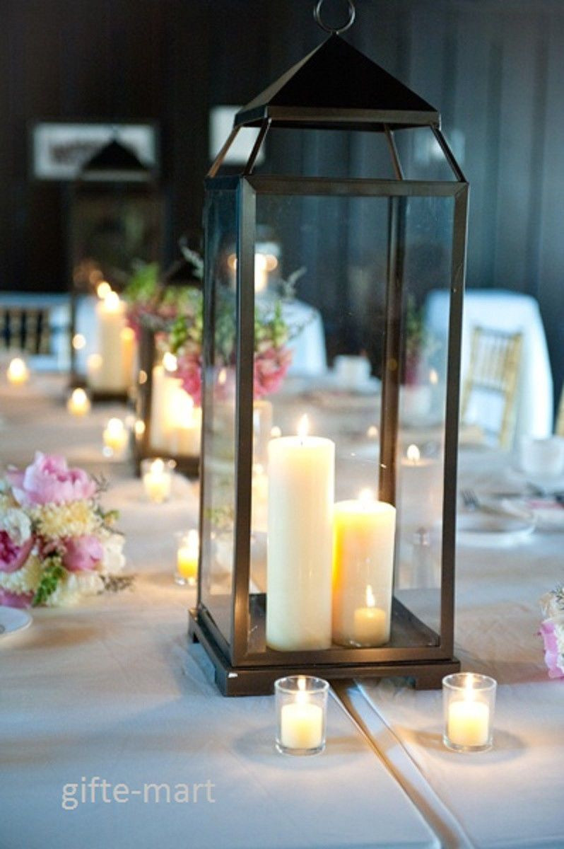 large glass vase candle holders of 12 lot large malta modern black candle lantern holder wedding party within wedding ideas extra large wedding candle lanterns for use indoors our outdoors from gifte mart com