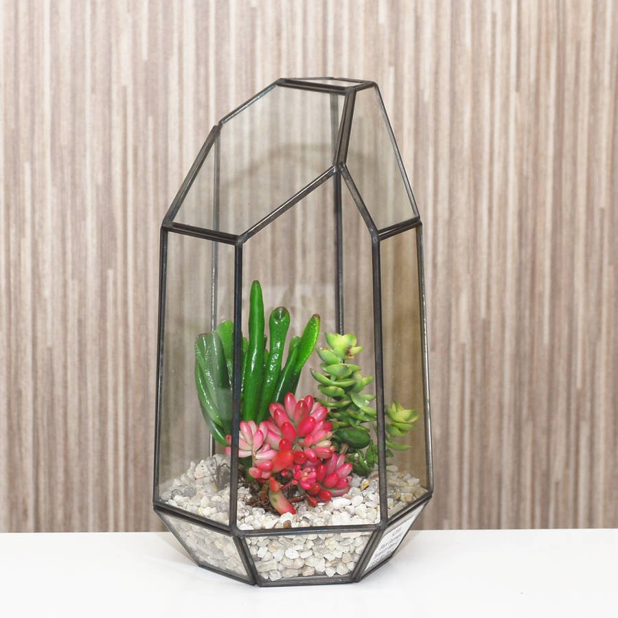large heart shaped glass vase of geometric glass vase terrarium by dingading terrariums pertaining to geometric glass vase terrarium