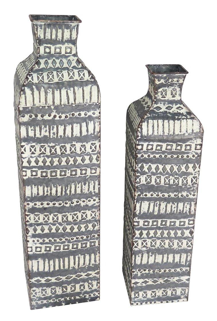 Large Indoor Floor Vases Of Braxton 2 Piece Floor Vase Set Reviews Joss Main for Braxton 2 Piece Floor Vase Set