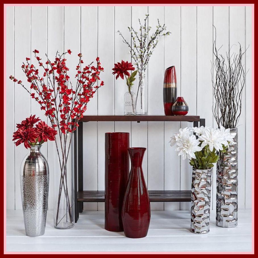 Large Indoor Floor Vases Of Tall Vases Home Decor Sevenstonesinc Com Regarding Incredible Gl Floor Vase Living Room and Decoration Of Bedroom