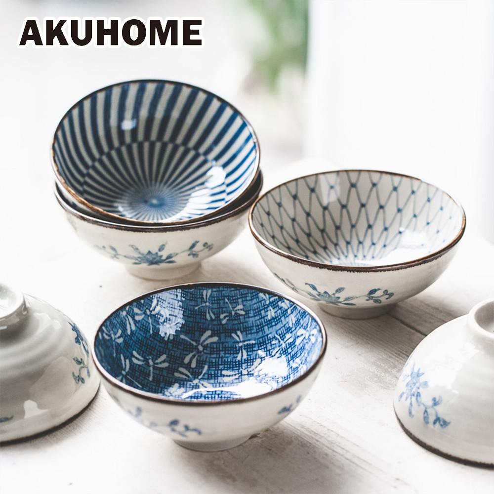 12 Fantastic Large Japanese Vase 2021 free download large japanese vase of japanese style ceramic tableware dinner rice bowl instant noodles throughout japanese style ceramic rice bowl 8 color 4 7 inch porcelain soup bowl flower line